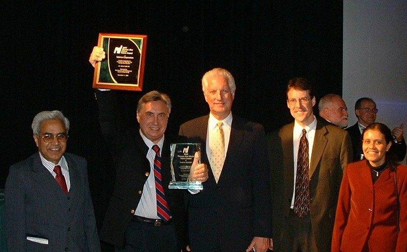 Sabinsa Corporation Awarded Thomas Alva Edison Patent Award for Tetrahydropiperine