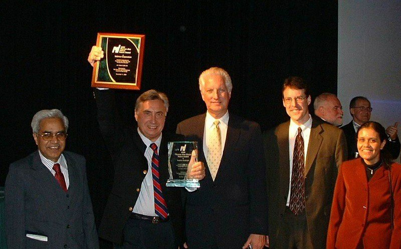 Sabinsa Corporation is Awarded Thomas Alva Edison Patent Award