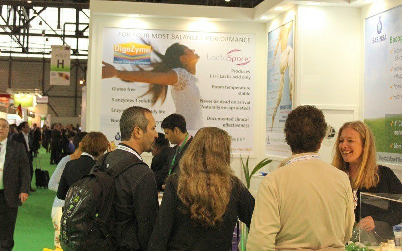 Sabinsa Features Proprietary Curcumin, Beet Root and Shelf Stable Probiotic at Supplyside West Booth #28095