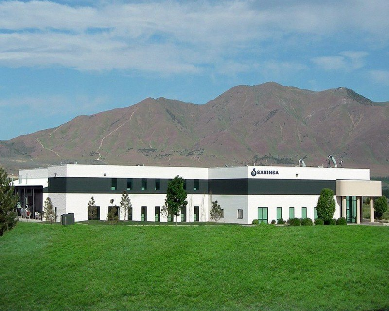Sabinsa Manufacturing Facility, Utah, USA