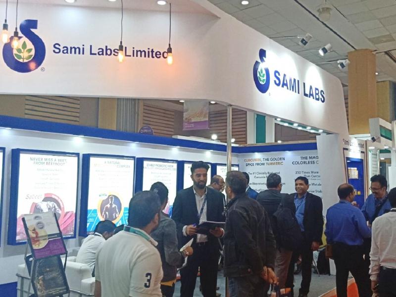 Sami Labs Limited CPhI India 2019