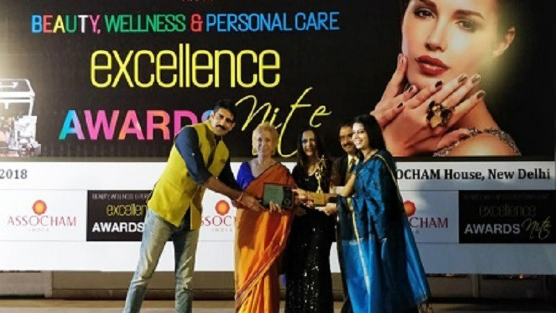 Sami–Sabinsa Honored by Associated Chambers of Commerce & Industry of India for Beauty, Wellness & Personal Care