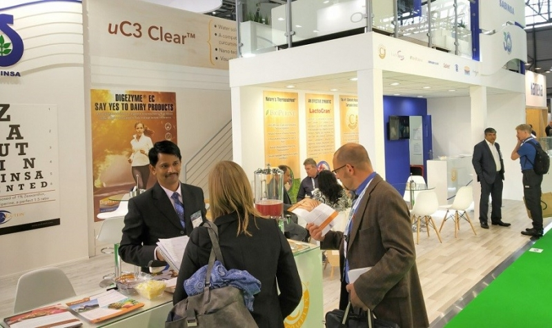 Sami-Sabinsa to Showcase New Products, Host Event at Vitafoods Europe